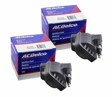 SET of  (2) NEW OEM GM ACDELCO BUICK CHEVROLET IGNITION COIL BS3006 D555