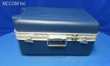 Thermodyne/Panasonic SHAN-PX270 Blue Hard Shipping Case &wheels for PX270,DVX200