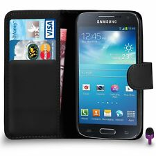 New Flip Wallet Leather Card Pocket Case Cover For Samsung Galaxy S4 mini -i9190