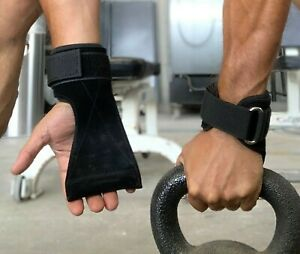Fitness Gloves For Weight Lifting Gym Workout Training Wrist Wrap Men Women