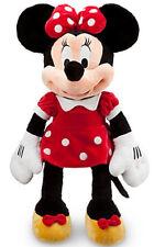 Disney Store Minnie Mouse Giant Plush Toy Stuffed Animal Red Polka Dot Dress