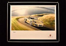 """Porsche Poster """"Boxster"""""""