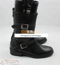 Hot Sale No. 6 Nezumi Boot Party Shoes Cosplay Boots Custom-made