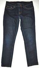 J Brand Women's Dark Blue Pencil Leg Jeans Size 29X27 Stretch AWESOME