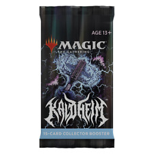 Magic the Gathering Kaldheim Collector Booster Pack NEW
