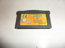Nintendo Game Boy Advance GBA 2 Games in 1 - Peter Pan + Lilo & Stitch 2