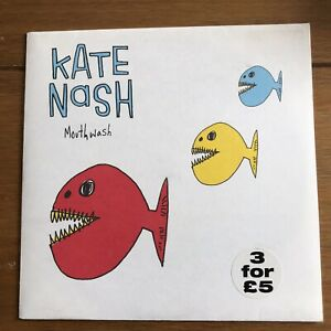"Kate Nash - Mouthwash 7""  Vinyl (2)"