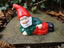 Garden Gnome ~ Rob ~ Handmade by Pixieland (Concrete)