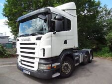 Scania Commercial Lorries & Trucks 6x2 Axel Configuration