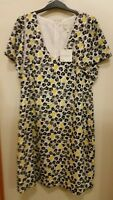 NEW Hi There from Karen Walker Burn out floral dress, size 10