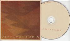 ALABAMA SHAKES Self Titled 2011 US 4-trk promo CD self released