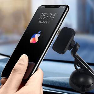 Universal Magnetic In Car Windscreen Dashboard Mobile Phone Magnet Holder Mount