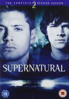 Nuovo Supernatural Stagione 2 DVD