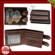 Harry Potter Men Wallet Bifold Boy Christmas Fan Gift - Bi-Fold Hogwarts School
