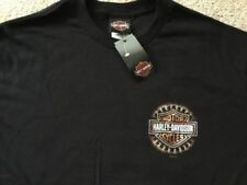 Harley Davidson  Bar And Shield black Shirt Nwt Men's large