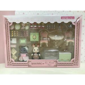 Sylvanian Families Ladurée Japan limited edition Tea Time Toy 2021
