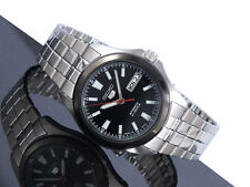 Seiko 5 Automatic Mens Watch Japan Made SNKL11J1 UK Seller