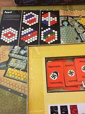 Escape From Colditz Parker Vintage War Board Game - Complete