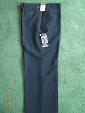 Men's Flat Front Trousers Farah