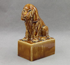 Royal Doulton Lambeth Hound Dog Figurine Cocker Spaniel