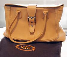 TOD´S Damen Tasche Handtasche Braun Cognac