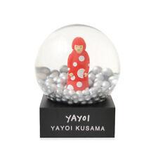 Yayoi Kusama Snow Globe YAYOI Figure Moma Design Store