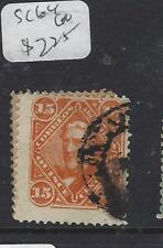 ARGENTINA (P1204B)  15C  SG  64   VFU