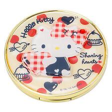 RARE!! SANRIO Hello Kitty Japan Import Cute Kawaii Compact Double Mirror
