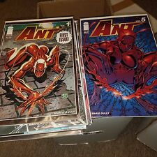 Ant (2005 Image Comics) Lot - Complete Series Set #s 1-11, w/# 5, Gully
