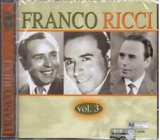 Franco ricci, Volume terzo  - CD