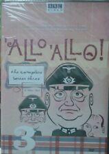 Allo Allo Complete Series 3 1986 BBC Official Boxset DVD Classic Comedy