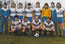 VANCOUVER WHITECAPS FOOTBALL TEAM PHOTO>1980-81 SEASON