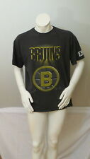 Vintage Boston Bruins Shirt - Shadow Back Lit Graphic by Starter - Men's Large