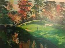 Mark King, Augusta Series, signed serigraph XIII/CXLV