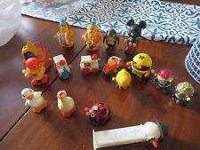 16 Lot  Vintage Tomy Wind-Up Toys
