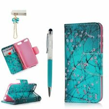 Ipod Case Ipod Touch 6 Case -Mollycoocle Stand Wallet Purse Credit Card Id Holde