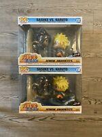Funko Pop! Animation Sasuke Vs Naruto Anime Moments #732 GameStop Exclusive