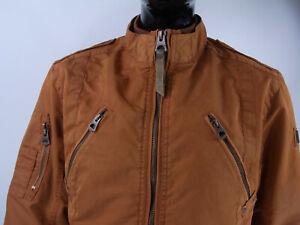 Jacke Herren Nagano  Farbe Orange  Größe L.