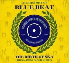 History Of Blue Beat-The Birth Of Ska BB26-BB50 A & B Sides 3-CD NEW SEALED