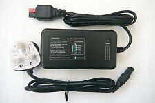 Automatic Battery Charger for GoKart Lithium LiFePO4 Batteries -  2Yr Warranty