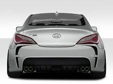 10-16 Fits Hyundai Genesis VG-R Duraflex Rear Body Kit Bumper!!! 109639