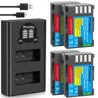 DMW-BLF19e Battery or Charger for Panasonic Lumix DC-GH5 DMC-GH3 GH3K GH4 GH4K