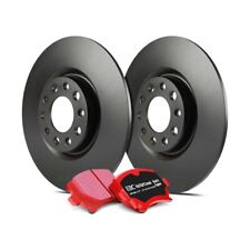 Volvo 850 94-97 Drilled Slotted Brake Disc Rotors REAR