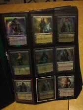 Magic: the Gathering selling my binder of 300 cards all mythics&rares&Walkers