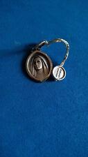 Médaille Argent Contrôlé Sainte Bernadette