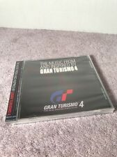 GAME SOUNDTRACK CD music Gran Turismo   MUSIC FROM AND INSPIRED BY GRAN TURISMO