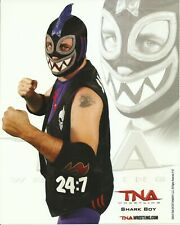 Shark Boy TNA Impact Wrestling Original 8x10 Promo Photo
