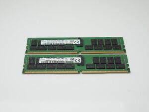 64GB 2x 32GB Hynix HMA84GR7CJR4N VK PC4 2666V