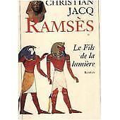 Christian Jacq - RAMSES T1 - 1995 - relié