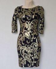 Topshop Paisley Dresses Jersey